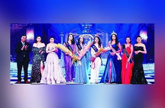 doctor from amritsar won the title of mrs india world first runner up