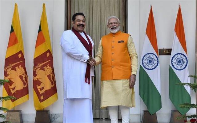 sri lanka thanks india for sending coronavirus