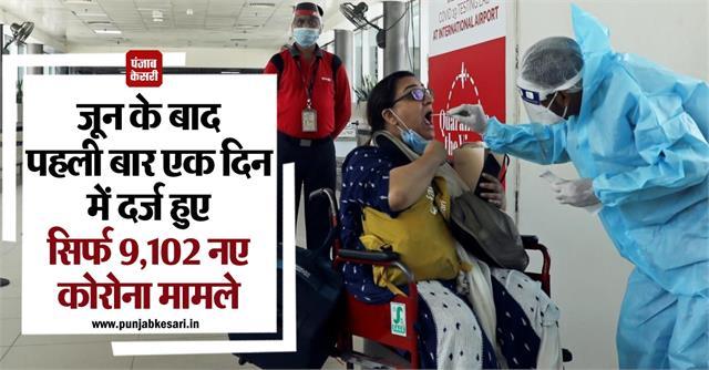 national news punjab kesari corona virus india