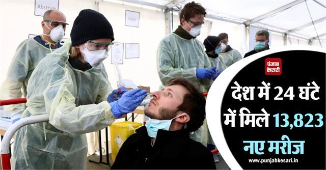national news punjab kesari union health ministry india reports