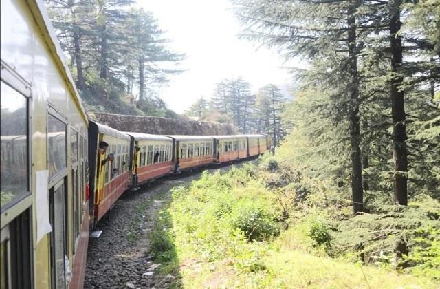 two additional trains operating on kalka shimla heritage railway track