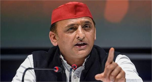 akhilesh taunts bjp youth frustrated with privatization of education