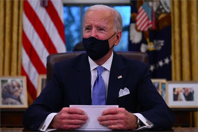 trump wites a very generous letter for biden before leaving white house