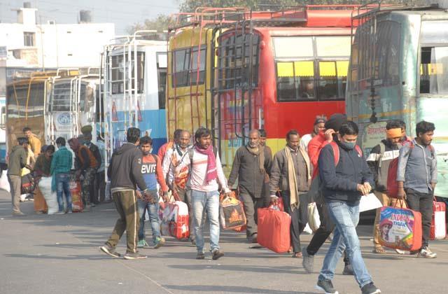 punjab roadways started jaipur operations