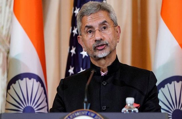 national news punjab kesari sri lanka foreign minister s jaishankar