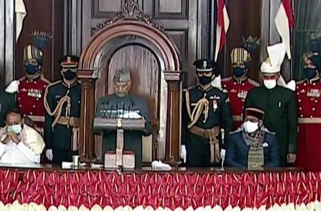 budget session president ramnath kovind