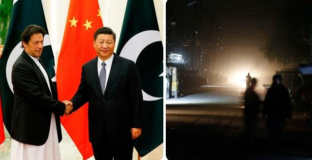 china s illegal  profiteering  in power sector leads to blackouts in pak