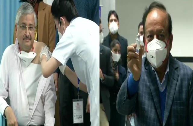 aiims director dr randeep guleria covid 19 vaccine