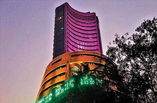 market closed above 48 thousand for the first time nifty also at new peak