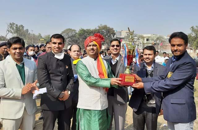 drm rajesh aggarwal on republic day