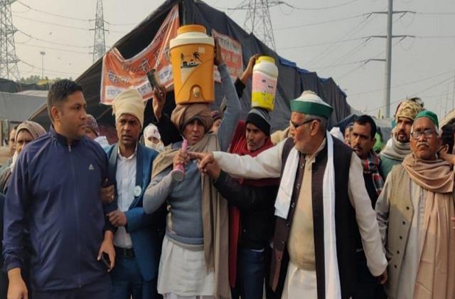 national news punjab kesari ghaziabad rakesh tikait