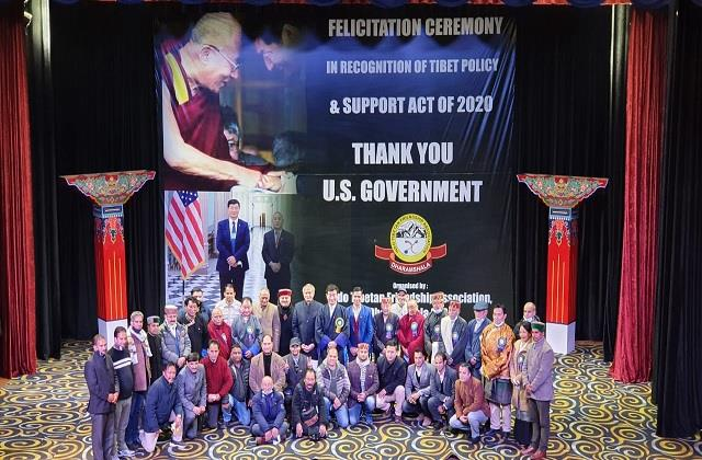only the people of tibet community will decide the 15th dalai lama sangye