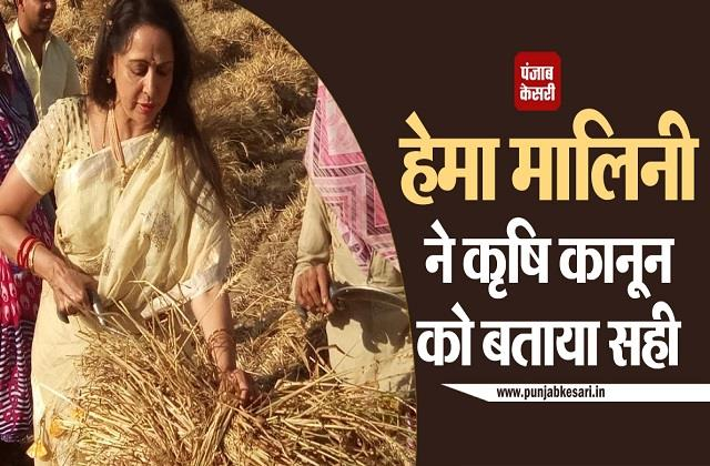 hema malini farms law