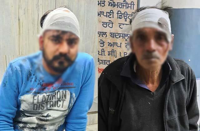 hooliganism in gobidgarh locality 3 people injured