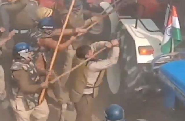 congress leader called delhi violence a bjp sponsored event