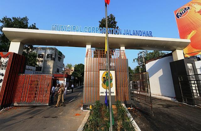 2 suspend in municipal corporation