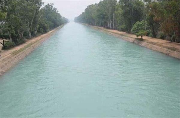 water surface project