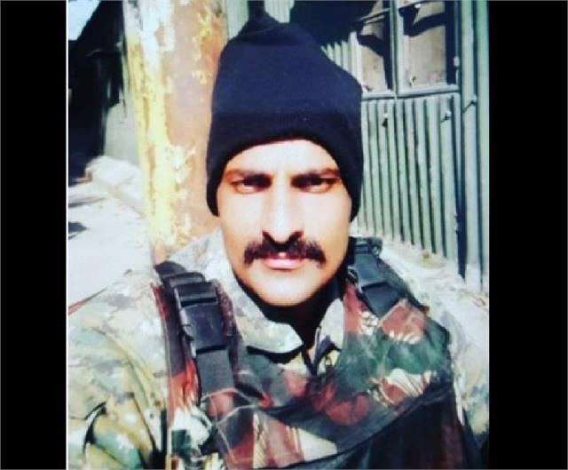 haryana martyr killed during terror attack
