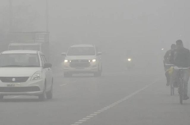 cold wave havoc in north india due to snowfall