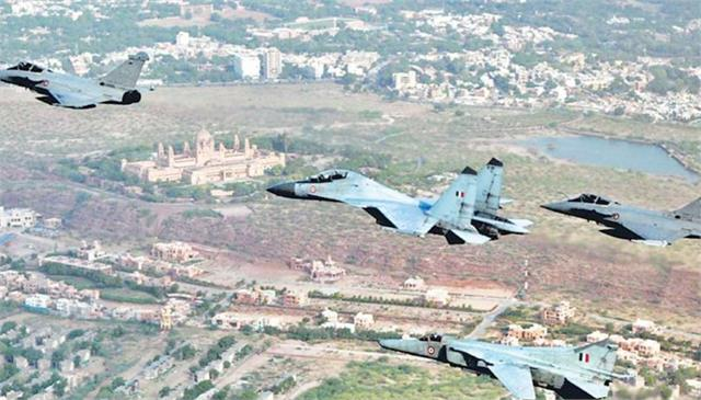 india and france air force to conduct exercises at jodhpur airbase