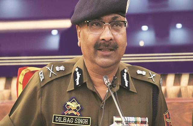 terrorists want to disturb the peace in jammu and kashmir dgp