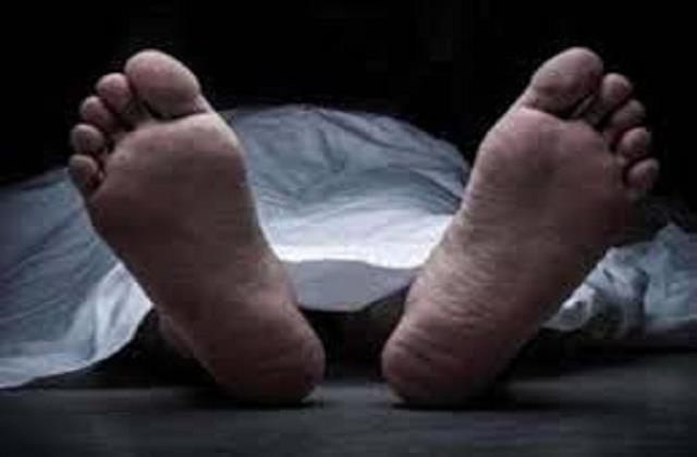 dead body of the youth found in the crematorium of johar