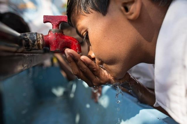 these area of jalandhar were forced to drink dirty water