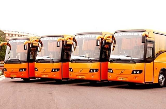 volvo buses earning multiple routes closed causing major losses