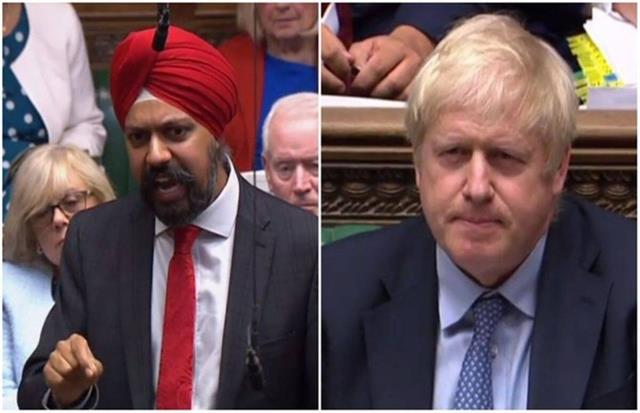 over 100 britain mps lords write to pm on indian farmers