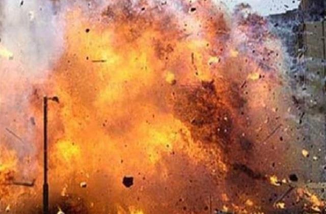 prayagraj stunned by bomb information in vinayak city