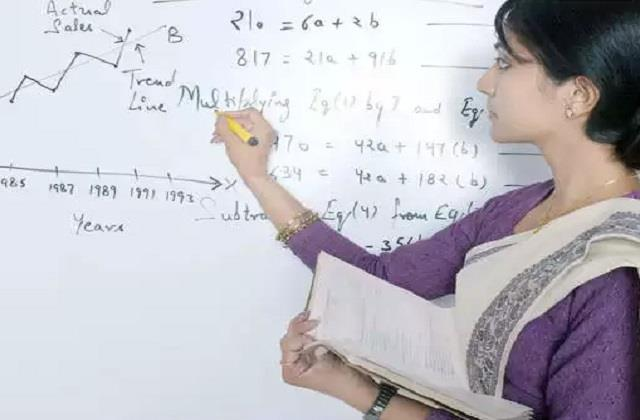 recruitment of teachers for 5689 posts last chance to apply today