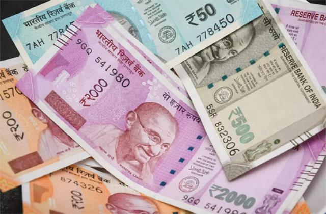 the rupee softened four paise to 73 03 per dollar in early trade