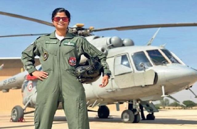 swati rathore republic day fly past