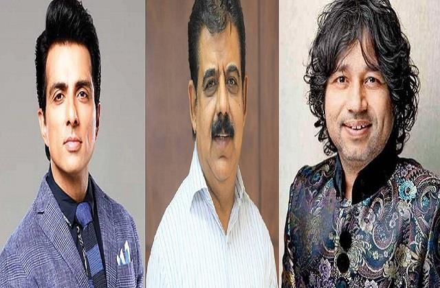 sonu sood and kailash kher became fans of indore mp