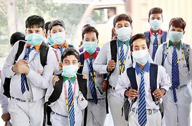schools for sixth to eighth grade haryana open first week february
