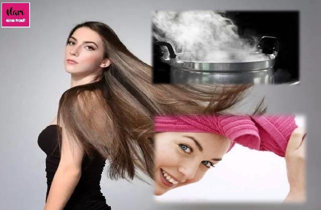 Winter Care: बालों के लिए स्टीम है काफी फायदेमंद, बस जान लें इसका सही तरीका