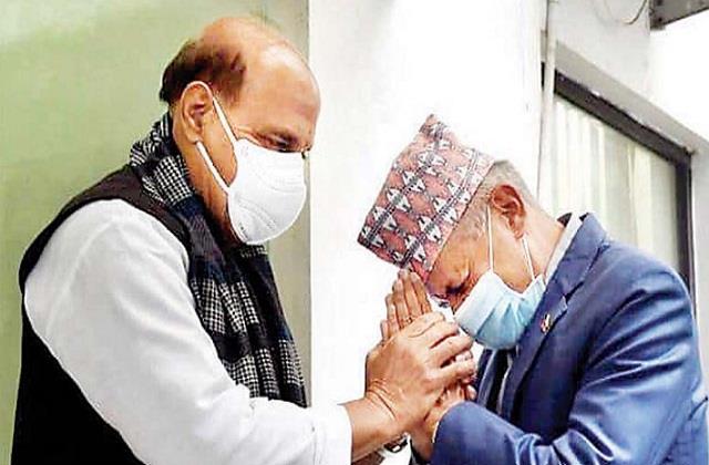 national news punjab kesari corona virus nepal