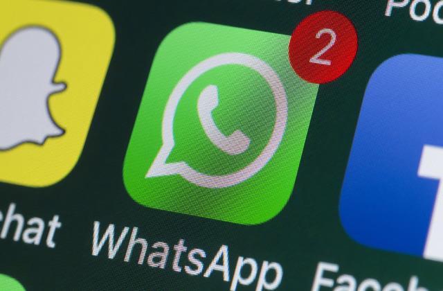 tata steel and essar shock whatsapp said do not use this app