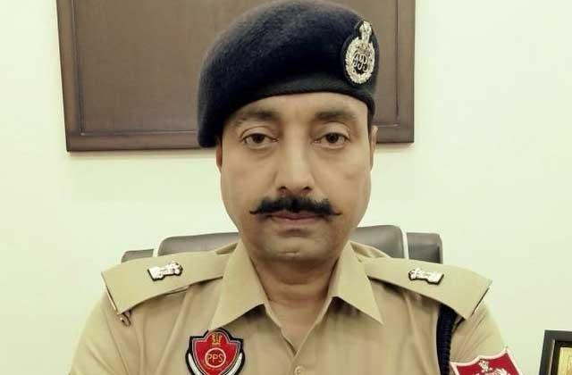 dcp cheema of ludhiana passed away