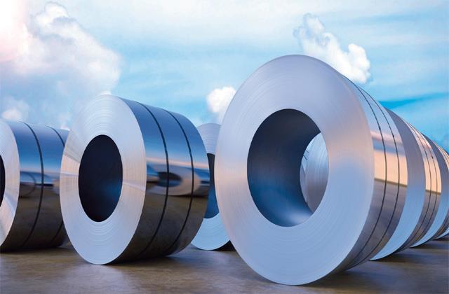 production of top four steel companies grew 6 to around 15 million tonnes