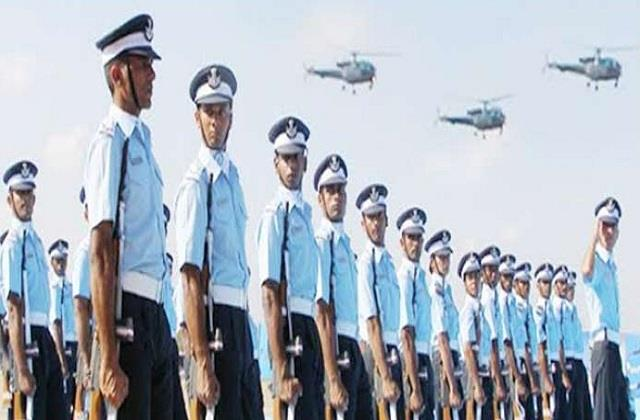 airman vacancy for 12th pass in indian airforce