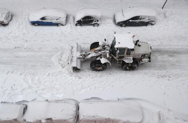 spain record breaking cold weather after worst snowstorm in decades