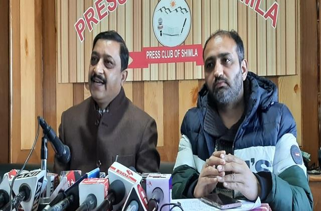 bjp congress parties started expressing claims on winning representatives