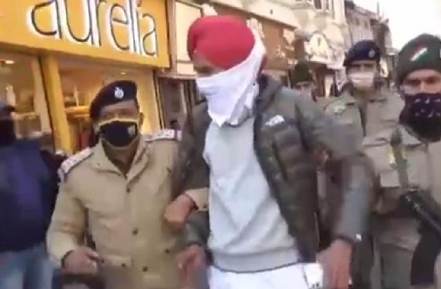 3 punjabi arrested in shimla