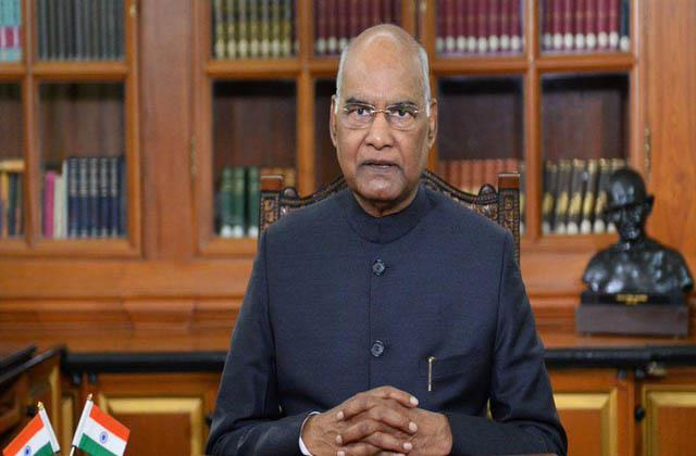 self reliant india campaign is taking the form of mass movement kovind