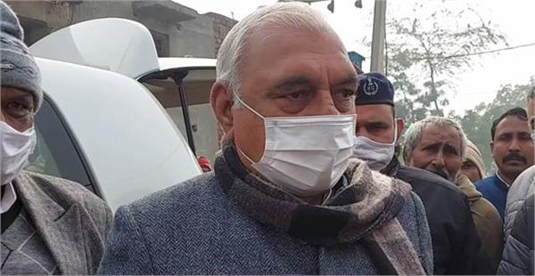 government should take back the agriculture laws and talk again hooda