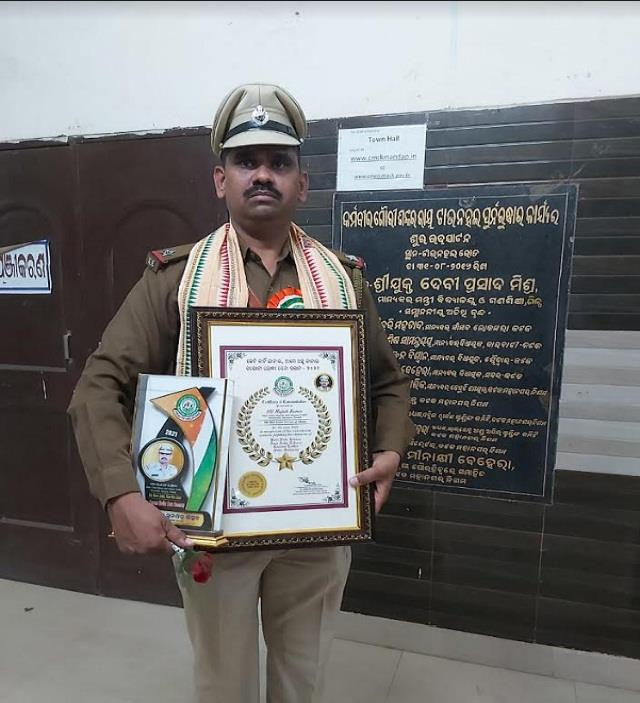 asi honors haryana police for bringing smiles families of missing children