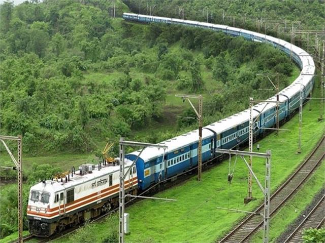 darbhanga amritsar train canceled due to farmer
