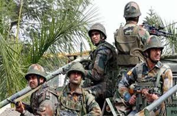 army commander review the situation of security in jammu