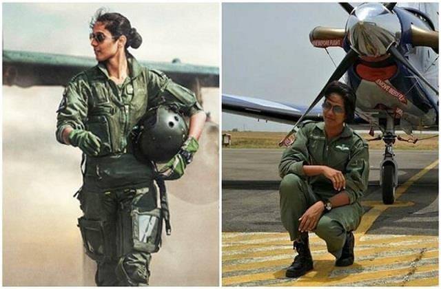 woman piolt bhavana kanth will create history on republic day